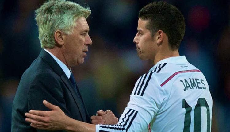 """Il padre di James Rodriguez apre al Napoli: """"è la scelta migliore"""""""