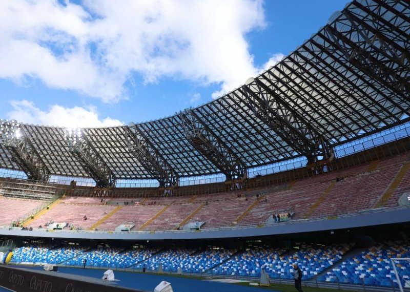 Convenzione Calcio Napoli-San Paolo. 5 anni più opzione. I dettagli