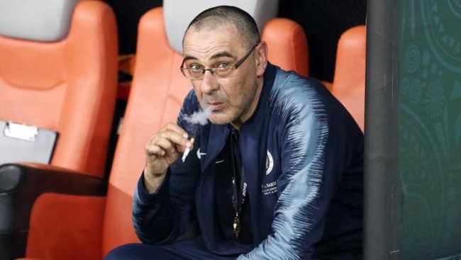 Sarri nuovo allenatore della Juve. Social Scatenati