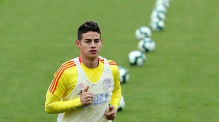 Napoli, James Rodriguez in prestito dal Real e super offerta per Lozano