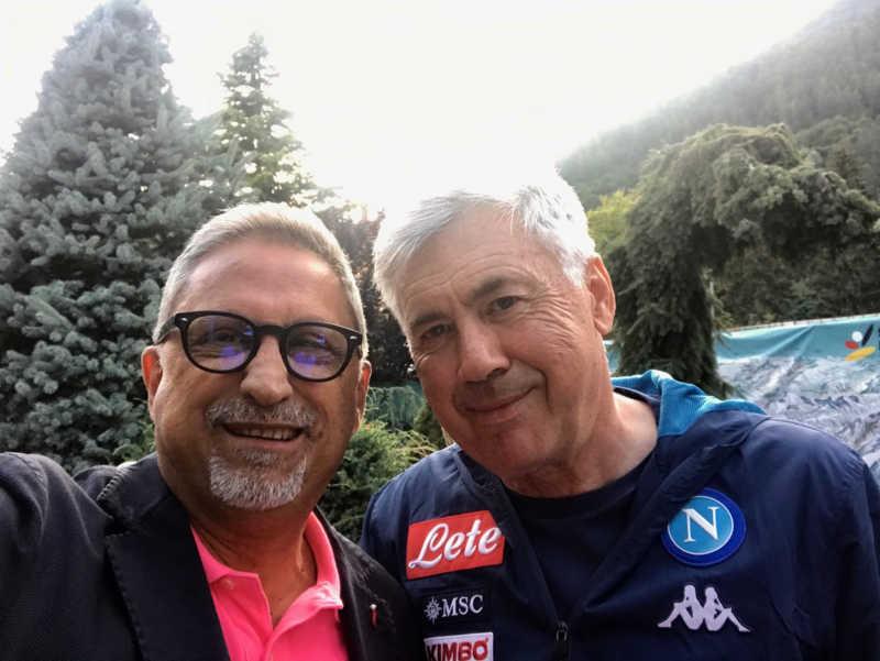 """Alvino: """"visite di James con l'Atletico è una Fake News. Sarà del Napoli"""""""