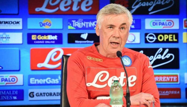"""Ancelotti: """"James non è dell'Atletico. Voglio vincere, basta secondo posto"""""""