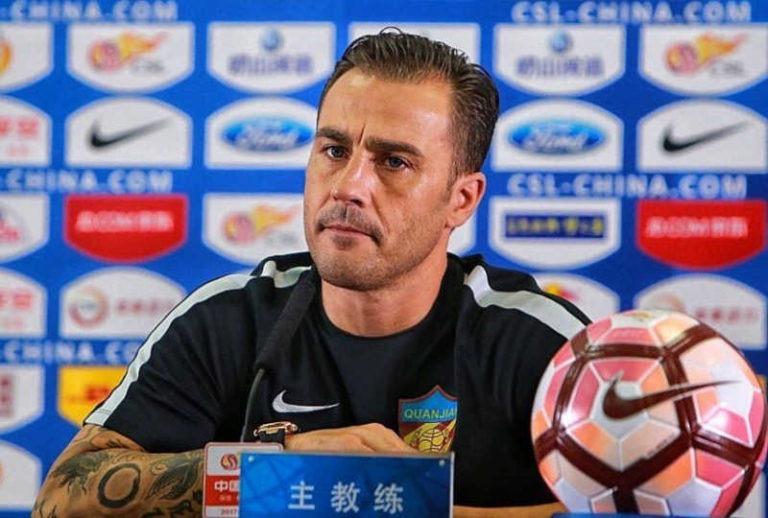 """Fabio Cannavaro a Icardi: """" Vai a Napoli, sarai amato come pochi"""""""