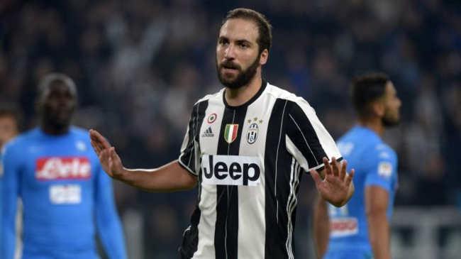 Higuain torna al Napoli? il fratello apre alla clamorosa ipotesi