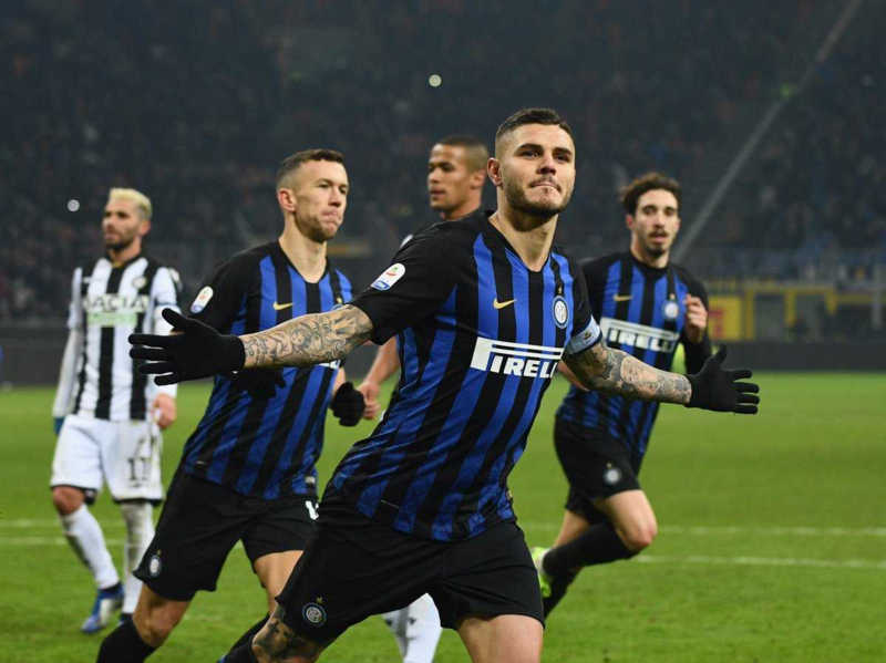 Icardi verso Napoli. Idea geniale di Ancelotti. Il Milan...