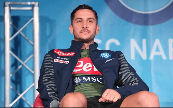 """Manolas: """" Napoli? ero sempre attratto dal fatto di poter giocare in azzurro"""""""