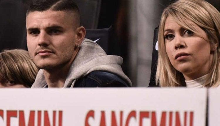 Icardi aspetta il Napoli. Domani incontro Marotta-De Laurentiis