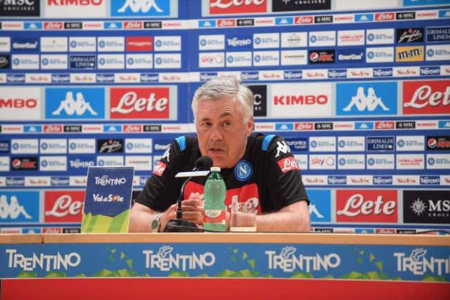"""Napoli, Ancelotti: """"Vogliamo James e Pepè. Abbiamo parlato con gli agenti"""""""