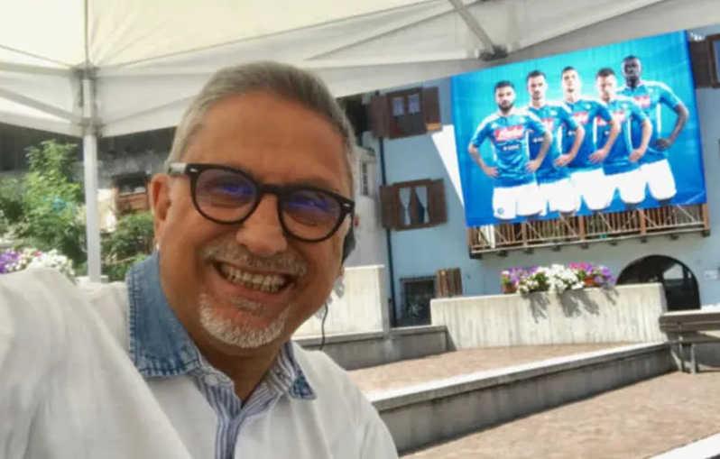 """Alvino: """"James sarà del Napoli. Insultatemi, poi faremo i conti"""""""