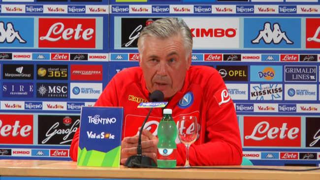 """Ancelotti:""""partita soporifera. Elmas Può dare qualità..."""""""