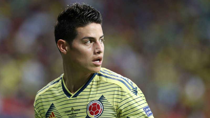 Atletico-James Rodriguez. Il Napoli resta ottimista. Ancelotti lo ha convinto