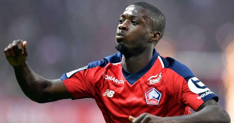 Il Lille ha accettato l'offerta del Napoli per Pepè. Il club francese ha interrotto le trattative con i club di premier Arsenal e Manchester United.