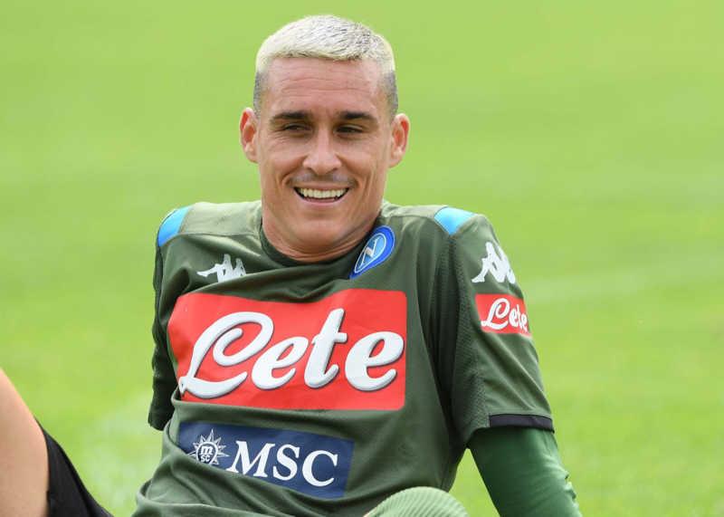 """Dimaro, Callejon: """"Il Napoli sta crescendo, ci manca pochissimo"""""""