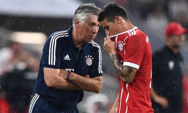 James Rodriguez. Storia e magie del talento colombiano che ha già dato spettacolo in Europa con Ranieri al Monaco e con Ancelotti al Real e al Bayern. Ecco perché Napoli sogna a occhi aperti.