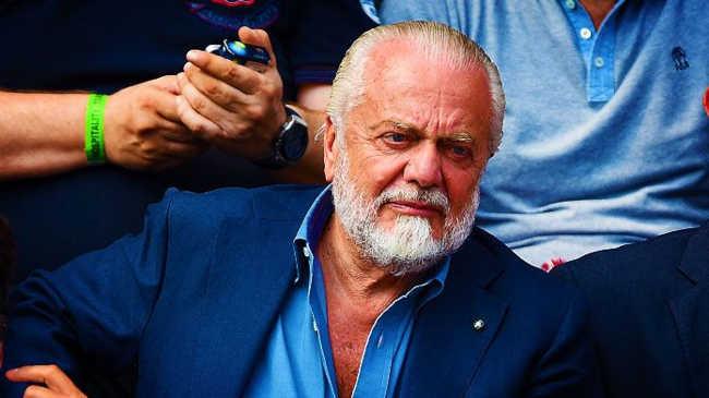 Napoli, De Laurentiis sogna un mister X da 30 gol a stagione