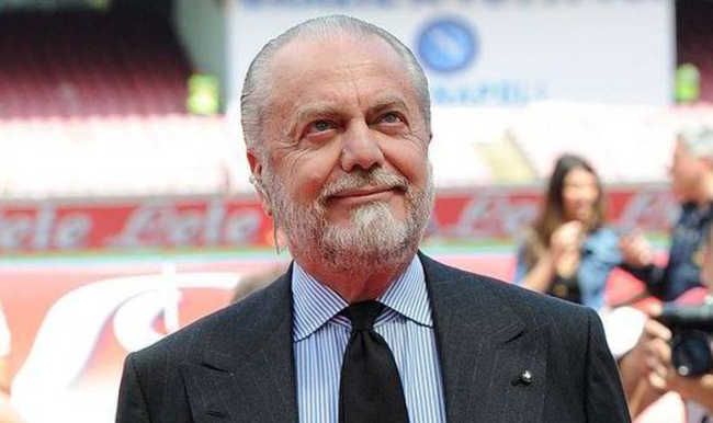 "Napoli, De Laurentiis: ""James? non compro per far scena. Serve pazienza"""