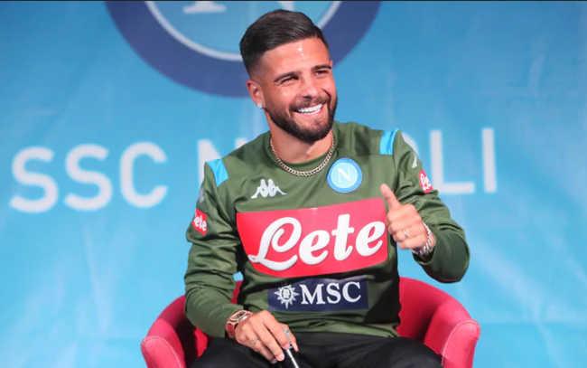 """Insigne: """"Napoli, resto a vita. Sarri un traditore. Siparietto con Ancelotti"""""""