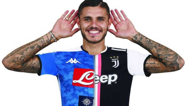 Bozzo, Icardi può andare al Napoli per 60 milioni. Juve alla finestra