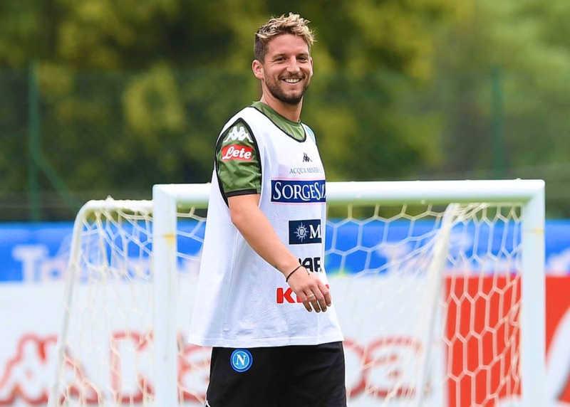 """Napoli, Mertens: """"Ci serve un bomber per competere contro la Juve"""""""