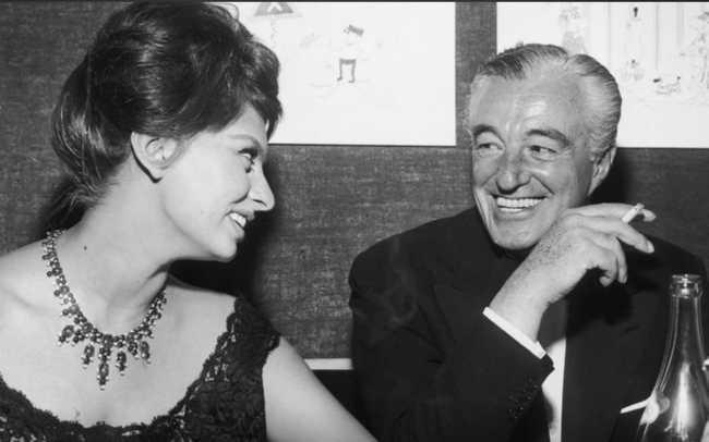 """Sophia Loren: """"Napoli è la mia vita. Vi racconto un retroscena su De Sica"""""""