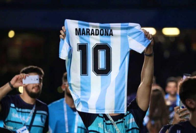 Universiade, al San Paolo l'Argentina con la 10 di Maradona