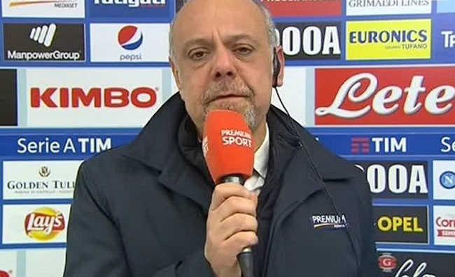 """De Maggio: """"James sarà del Napoli. De Laurentiis vuole anche Icardi"""""""