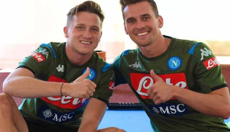 """Zielinski: """"Vogliamo James. Manolas cazzimma. Sarri? abbiamo Ancelotti"""""""