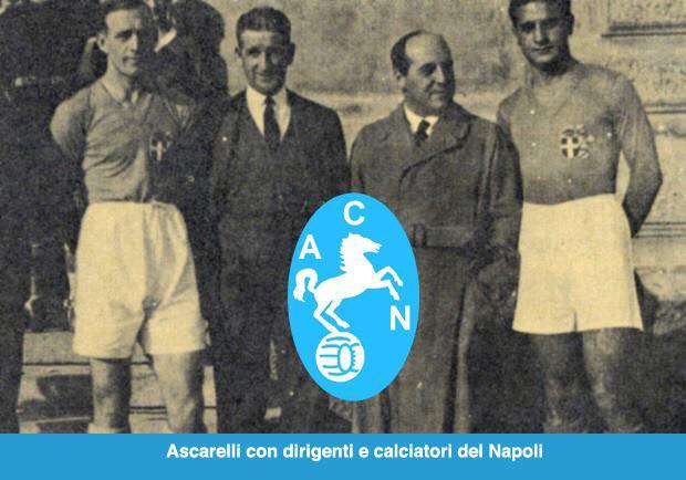 Zaccone: Buon compleanno Napoli oggi sono 93 anni