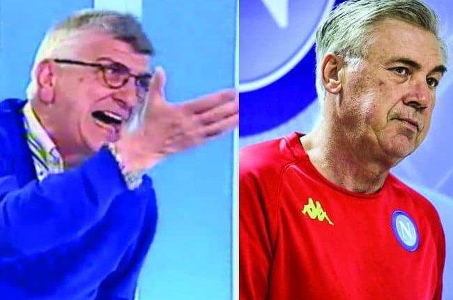 "Fedele: ""Ancelotti? gli avrei dato 0. ADL lasci perdere Icardi..."""