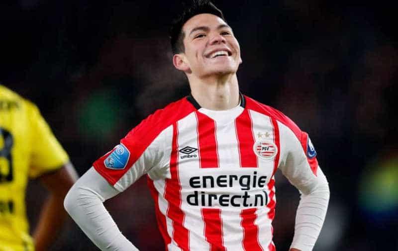 Napoli, Lozano firma in settimana. ADL lo ha convinto alzando l'ingaggio