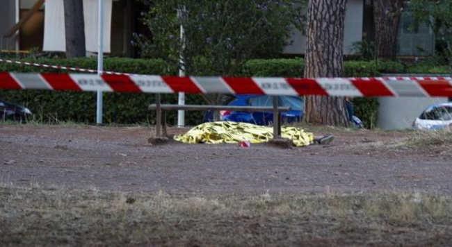 Capo ultras della Lazio ucciso con un colpo di pistola alla testa