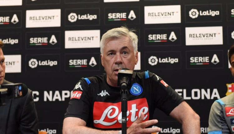 Telefonata Ancelotti - Icardi. Il tecnico chiama Maurito al Napoli