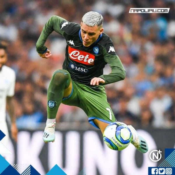 """Callejon, l'agente ammette: """"tutto fermo per il rinnovo, aspettiamo il Napoli"""""""