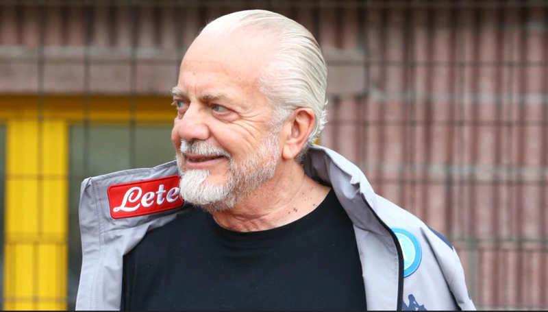 """De Laurentiis: """"Il Napoli può vincere in Italia e in Europa in due anni"""""""