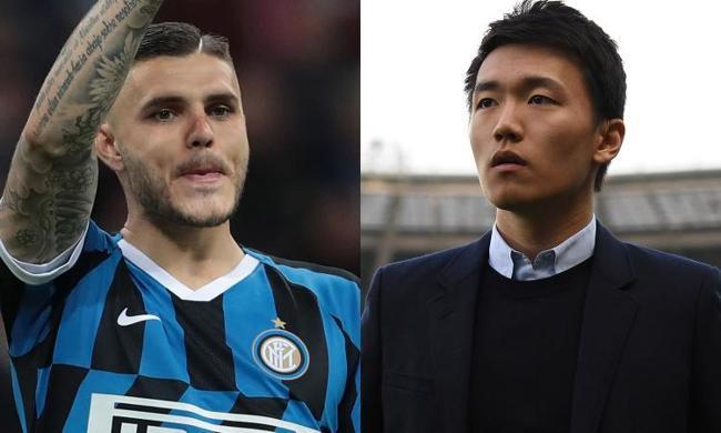 Retroscena. Icardi vuole restare all'Inter, Zhang apre al Napoli