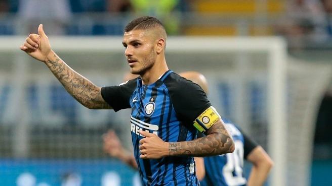 Gazzetta: Icardi vuole la Juve o restare all'inter. No a Napoli e Roma