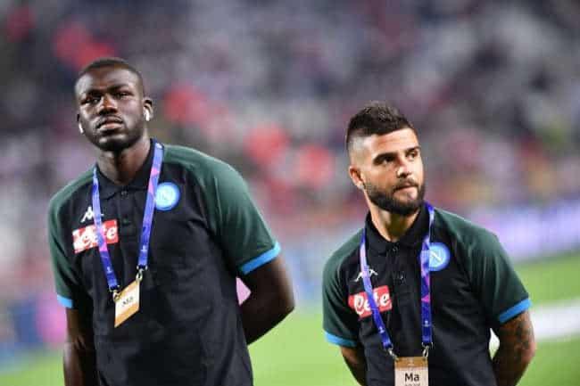 Koulibaly e Insigne sms a Icardi. Ancelotti lo chiama a Napoli