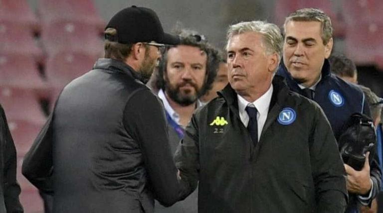 """Liverpool, klopp: """" io e Ancelotti abbiamo parlato. Ecco perchè"""""""