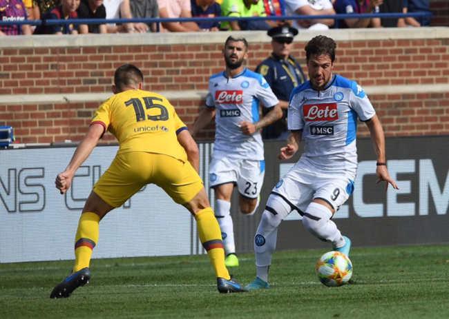 Il Torino chiama Verdi. De Laurentiis abbassa le richieste per il cartellino