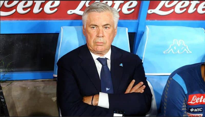 """Ancelotti: """"sconfitta con il Cagliari immeritata. Vi dico una cosa su Lozano"""""""