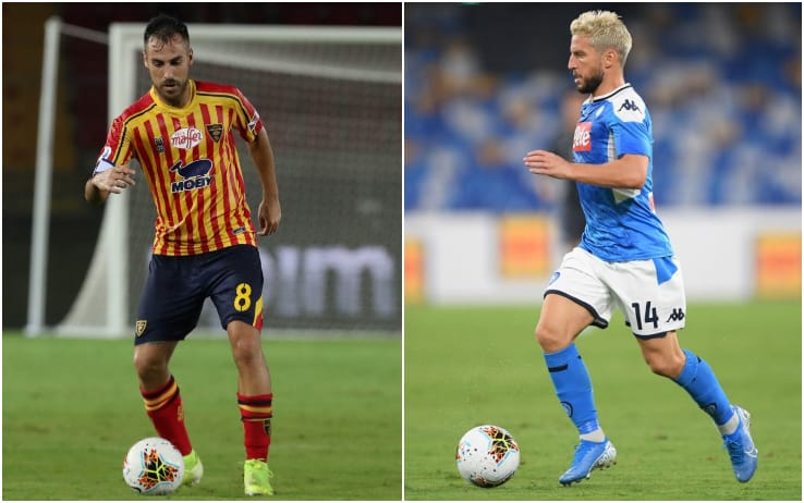 Lecce-Napoli. Le idee di Ancelotti e Liverani. Milik a gara in corso