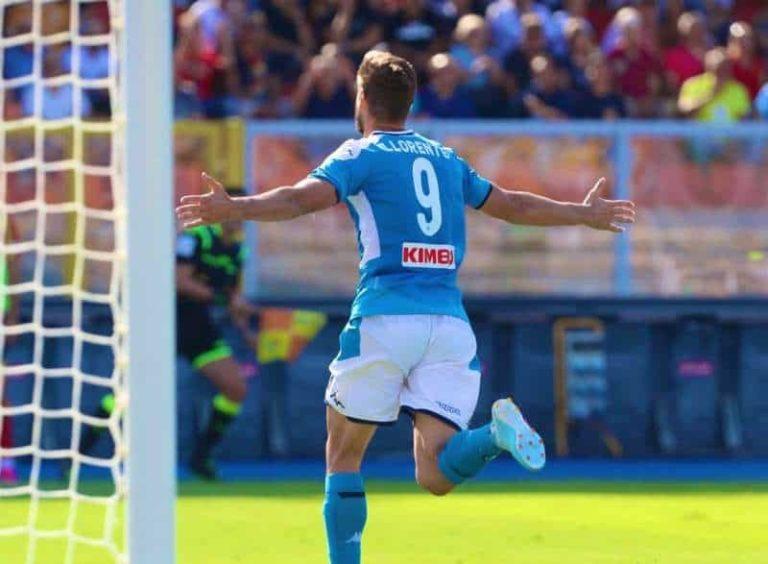 Napoli, L'intuito di Ancelotti vince ancora. Llorente meglio di Icardi