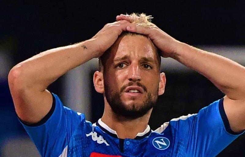 Napoli beffato dal Cagliari. Castro regala i tre punti ai sardi