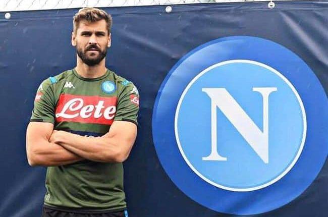 la lista Champions del Napoli