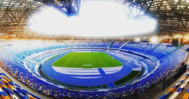 Il nuovo San Paolo pronto per i tifosi, ma mancherà una sorpresa