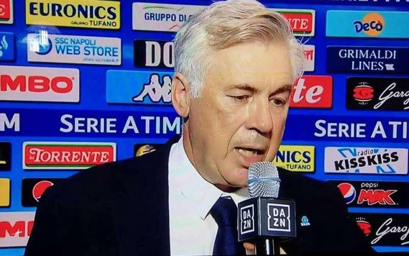 """Ancelotti a Danz: """"Buona vittoria a Lecce. Bene Milik, Fabian resta"""""""