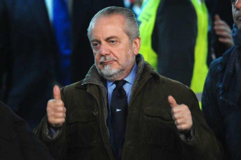 """Cesarano: """"Gira una voce su De Laurentiis non vera"""""""