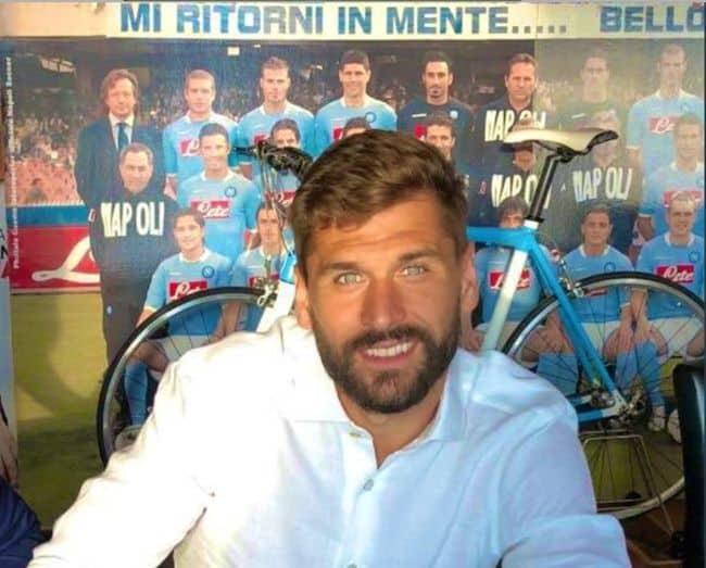 """Napoli, Llorente si presenta: """"Ci aspettano grandi momenti da vivere insieme..."""""""