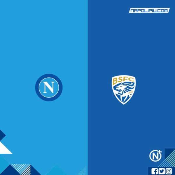 Napoli-Brescia. Ancelotti pronto a sorprendere. Formazione, tv e streaming
