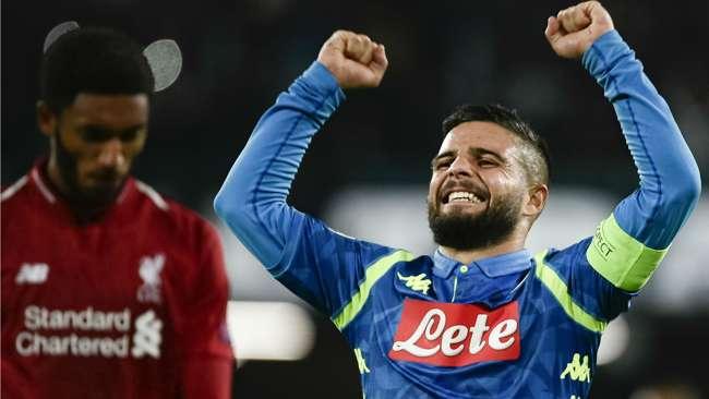 Napoli Liverpool diretta Tv